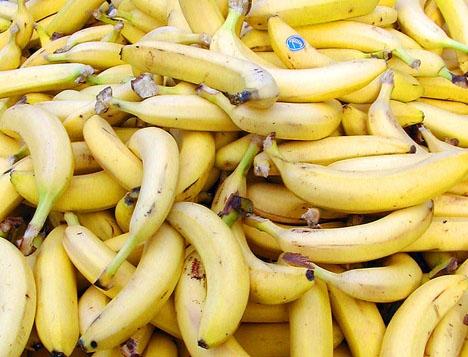 Kanariska bananer heter