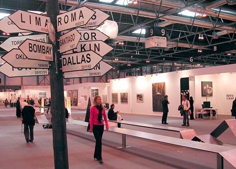 ARCO är den största åriga konstmässan i Spanien. Foto: Eva Österlind (arkivbild)