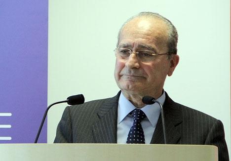 Francisco de la Torre har varit borgmästare i Málaga sedan 2000, då han tog över efter Celia Villalobos.