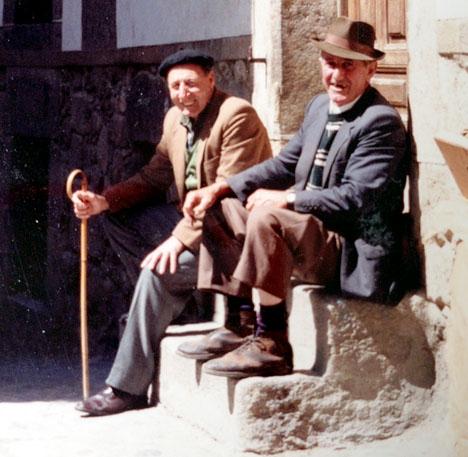 De spanska pensionärerna utgör nära tio miljoner röstberättigade.