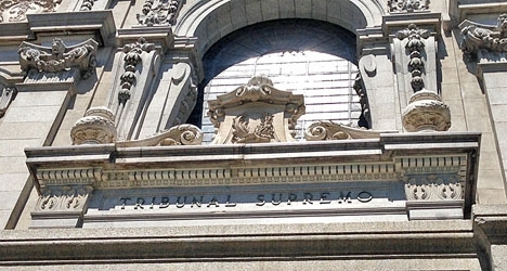 Högsta domstolen har rivit upp den tidigare domen i Audiencia Nacional.