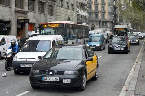 I februari sjönk arbetslösheten mest i Katalonien.