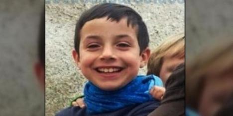Obduktionen visar att Gabriel Cruz dödades samma dag som han försvann. Han begravs 13 mars. Foto: Facebook