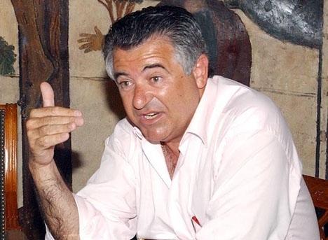 Juan Antonio Roca har lämnat fängelset två veckor före han skulle ha tjänat tolv år bakom galler. Foto: Andres Lanza