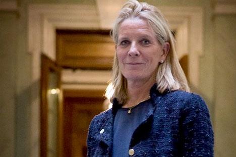 Riksdagsledamoten Helena Bouveng (m) och hennes kollega Christian Holm kommer att informera inför det kommande valet och svara på deltagarnas frågor 22 mars.