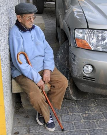 Nära tio miljoner personer lyfter någon form av pension i Spanien.