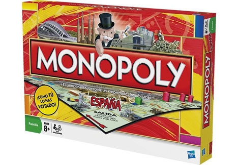 Bland de 22 samhällen som fått egen ruta i nästa upplaga av spanska Monopol finns Estepona och Mijas.