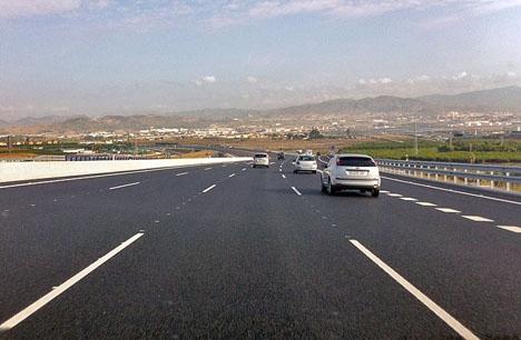 Ringvägen hiperronda mellan Torremolinos och Málaga ska få en egen tillfart till flygplatsen.