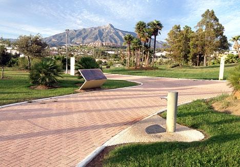 Kostnaden för att restaurera parken Los Tres Jardines beräknas uppgå till 400 000 euro.