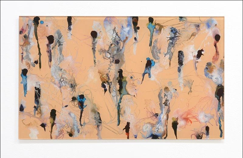En av de artister som ställs ut av Wadström Tönnheim Gallery är Charlotte Walentin.