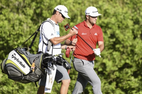 Jon Rahm vann 15 april Open de España, första gången han deltog i tävlingen. Foto: jonrahm.com