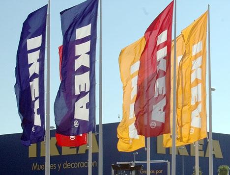 Ikeas anställer i dagsläget i Spanien 8 676 personer.