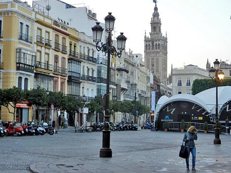 De ledande turistbolagen i världen träffas första veckan i april 2019 i Sevilla.