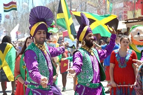 Den traditionella paraden hålls lördag 28 april. Foto: Ayto de Fuengirola