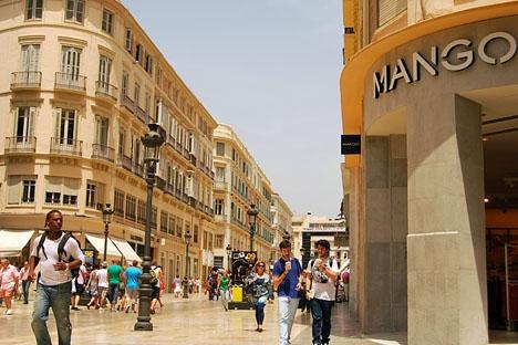 Flera partier i Málaga är för restriktioner av turistlägenheter.