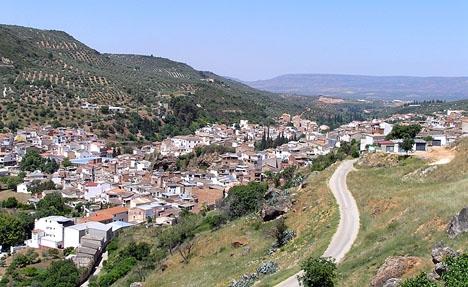 Beas de Segura ligger i Jaénprovinsen. Foto: Cosasdebeas/Wikimedia Commons
