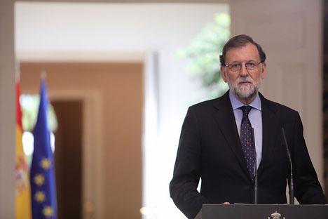 Regeringschefen Mariano Rajoy har skjutit upp den så kallade hållbarhetsfaktorn för pensionerna till 2023.