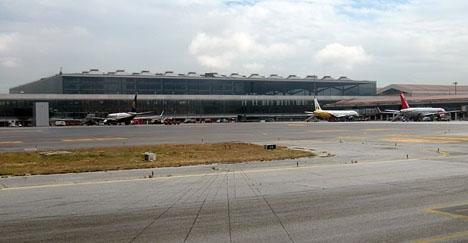 Det stigande antalet passagerare föranleder nya utbyggnader av Málaga flygplats de närmaste tre åren.