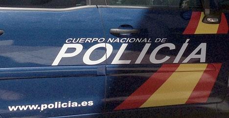 Nationalpolisen utreder omständigheterna kring dådet.