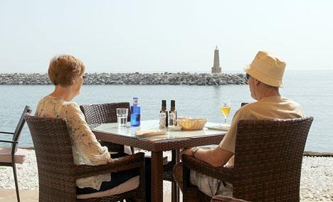 Mellan 2012 och 2017 har antalet registrerade pensionärer från Nordeuropa sjunkit på Costa del Sol med i genomsnitt 22,5 procent.