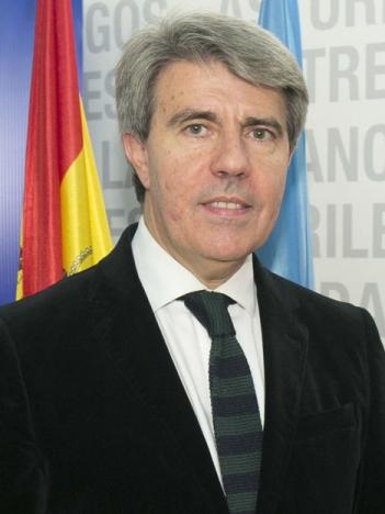 Ángel Garrido får uppdraget att styra i Madrid fram till valet nästa år. Foto: PP Comunidad de Madrid