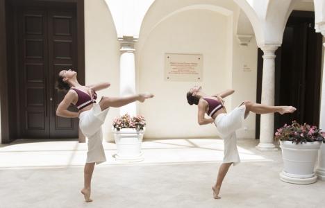 På Carmen Thyssen Museet blir det bland annat dansuppvisning. Foto: Museo Carmen Thyssen Málaga