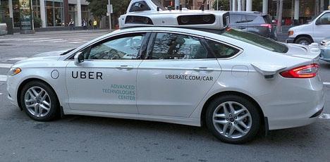 Uber planerar till en början att ha 200 enheter i Málaga stad samt på västra Costa del Sol. Foto: Diablanco/Wikimedia Commons