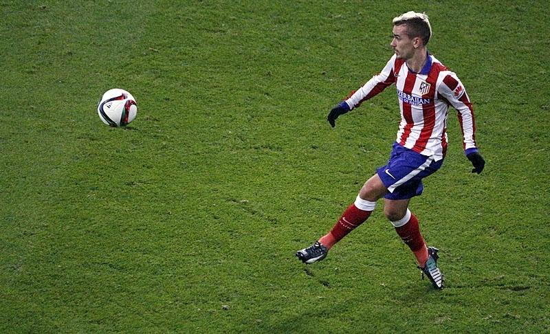 Antoine Griezmann blev matchavgörande genom att göra de två första målen.
