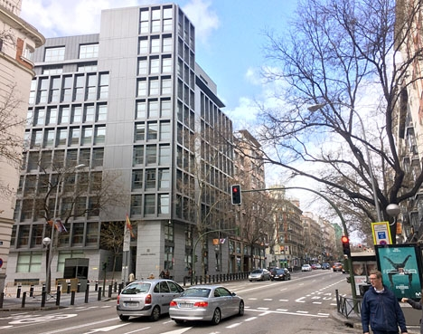 Federala domstolen Audiencia Nacional, i Madrid.