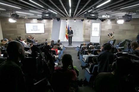 Pedro Sánchez har kopplat initiativet med den nya regeringen, men får förbereda sig på en skoningslös opposition.