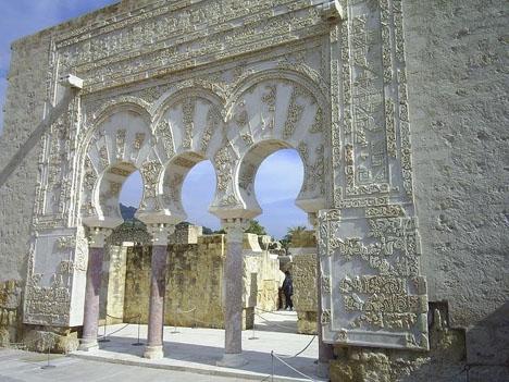 Kalifernas palats Medina Azahara är det fjärde monumentet i Córdoba som förklarats som kulturarv av Unesco. Foto: Wwal/Wikimedia Commons