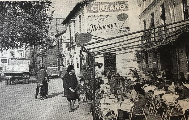 Olle Jacobsson skriver nostalgiskt om sitt Torremolinos på 60-talet. Fotot är taget av Stig Öberg.