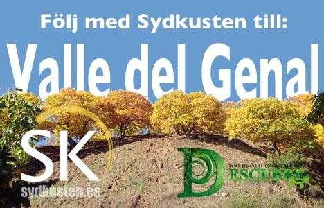 Utflykten till Valle del Genal kommer att arrangeras en lördag i november, som ännu återstår att bekräfta.