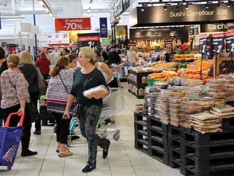 I juli sjönk främst priset på livsmedel och icke alkoholhaltiga drycker.