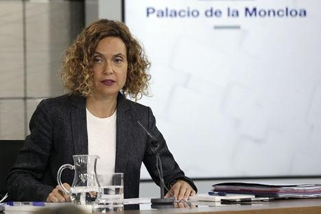 Ministern Meritxell Batet har lett det första statliga mötet med det katalanska regionalstyret sedan 2011.