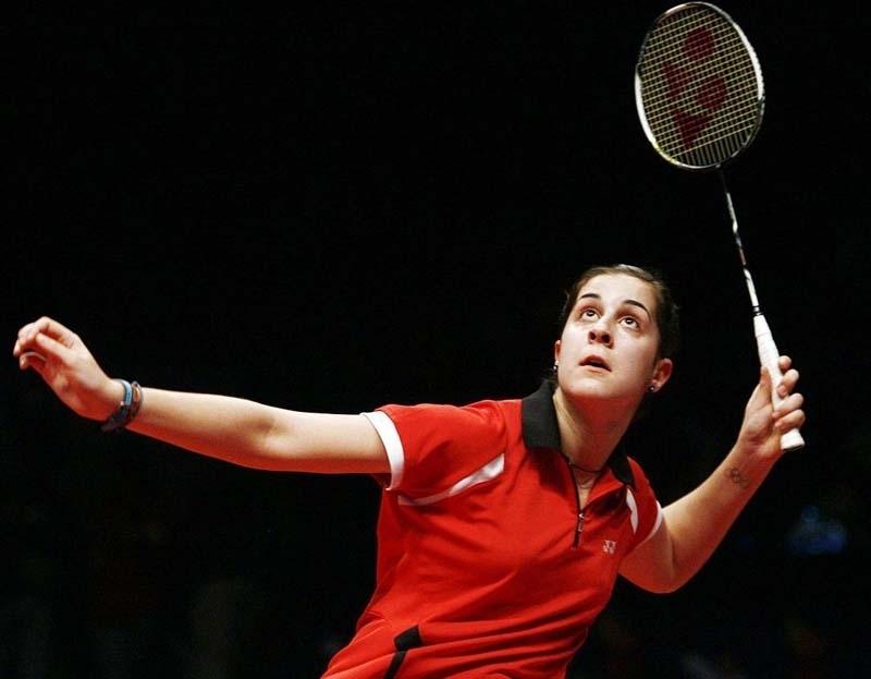 Carolina Marín, från Huelva, vann 5 augusti sin tredje VM-titel.