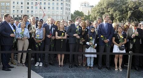 Årsminnet av attentaten i Barcelona och Cambrils infaller 17-18 augusti.