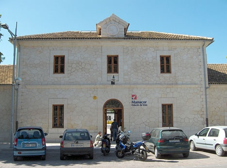 Tragedin inträffade i samhället Manacor, på Mallorca. Foto: Joan Miquel Camera/Wikimedia Commons