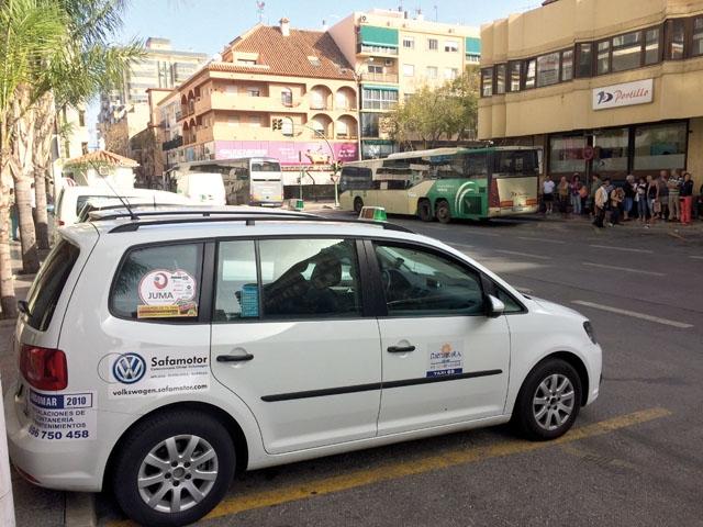 Andelen VTC-licenser på Costa del Sol är en per 2,5 taxilicenser. Det kan jämföras med 1/3,2 i Madrid och 1/6,5 i Barcelona.