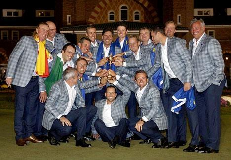 Efter flera raka europeiska segrar vann USA senast, för två år sedan och är därmed titelförsvarare.