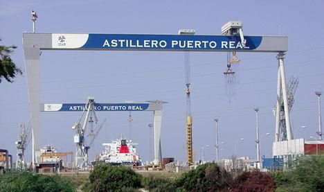 Hundratals jobb hotas av den spanska regeringens markering gentemot Saudiarabien.