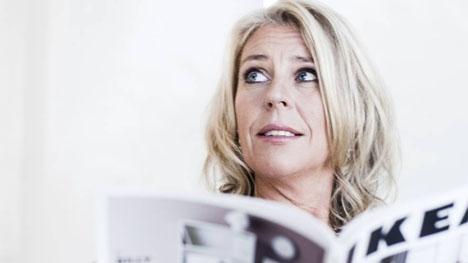 Pedra Axdorff kommer närmast från IKEA:s huvudkontor, men har tidigare bland annat bott sex år i Fuengirola. Foto: IKEA