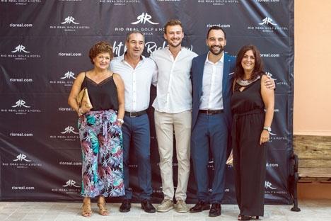 Det var andra gången som Río Real bjöd sina medarbetare på ett exklusivt evenemang.