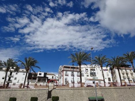 Festligheterna i samhället Algarrobo har ställts in, med anledning av dramat. Foto: Régine Fabri/Wikimedia Commons