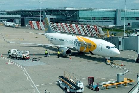 Primera Air tvingades ställa in alla sina flyg natten till 2 oktober. Foto: Jordy Schaap/Wikimedia Commons