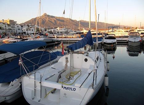 Den spanska båtsektorn tvärdog under krisen, men börjar nu återhämta sig.