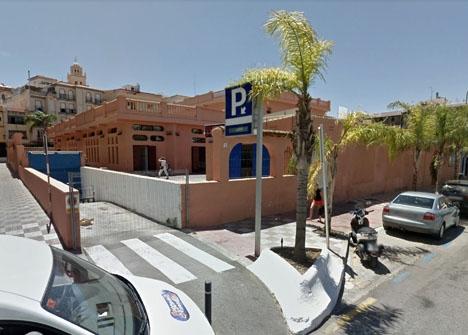 Saluhallen i Almuñécar ska byggas om från grunden. Foto: Google Maps