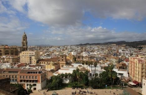 Tragedin har skakat Málaga.