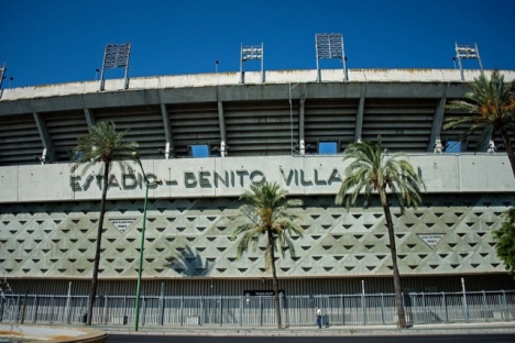 Det blev ingen ny uppvisning av spanska landslaget i Betis hemmaarena Benito Villamarín.