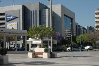 Hörnet där det annonserade dramat inträffade 2 november. ARKIVBILD